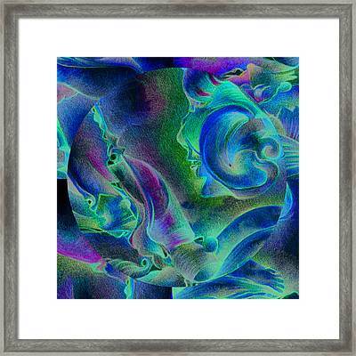 Mixed Details Framed Print by Bodhi