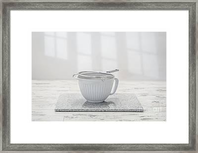 Mixing Bowl Framed Print
