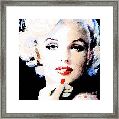 Mm 132 P  Framed Print by Theo Danella