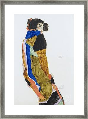 Moa - The Dancer Framed Print by Pg Reproductions