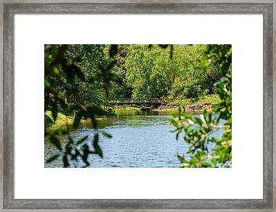 Mobile Al Framed Print by John Johnson