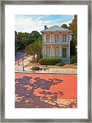 Mobile Victorian Framed Print by Dennis Cox WorldViews