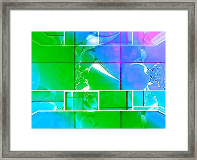 Mod 017 Framed Print by Aurelio Zucco