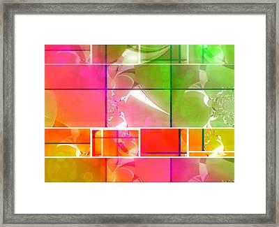 Mod 002 Framed Print by Aurelio Zucco