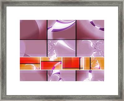 Mod 003 Framed Print by Aurelio Zucco