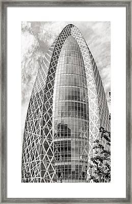 Mode Gakuen Cocoon Tower Framed Print