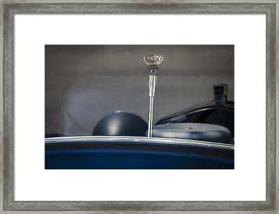 Model-t Elegance Framed Print by Carolyn Marshall
