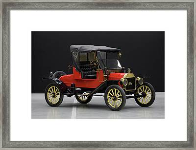 Model T Ford Framed Print by Panoramic Images