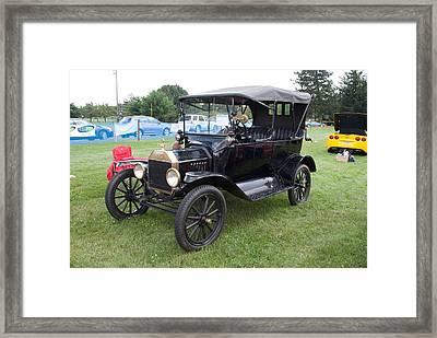 Model T Framed Print