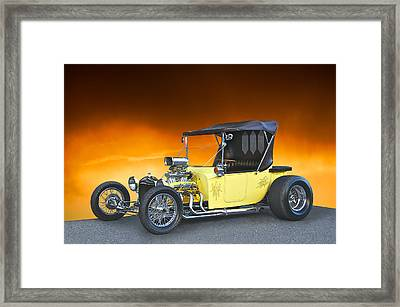 Model T Roadster Pick Up I Framed Print