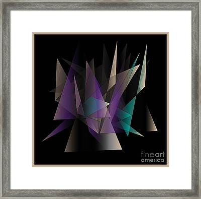 Modern Day Framed Print
