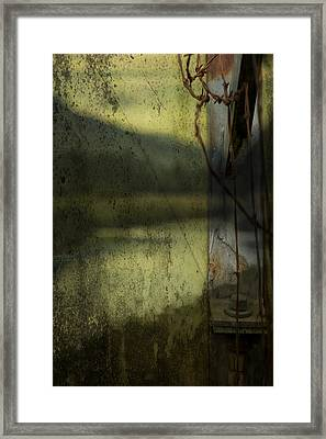 Framed Print featuring the photograph Modern Landscape by Belinda Greb