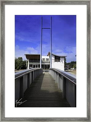 Modern Times Framed Print by Max CALLENDER