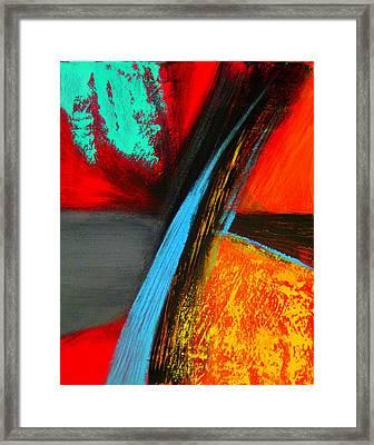 Modernity Framed Print by Atul Pande