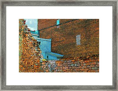 Framed Print featuring the photograph Modest Dreams by MJ Olsen