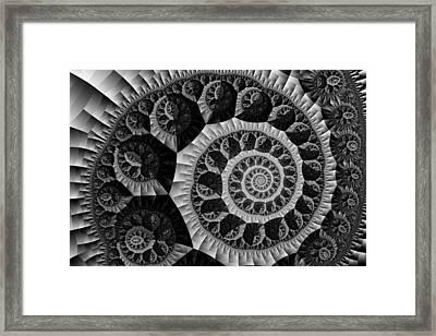 Modified Glynn Framed Print