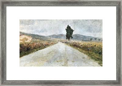Modigliani, Amedeo 1884-1920. The Framed Print