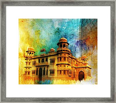 Mohatta Palace Framed Print by Catf