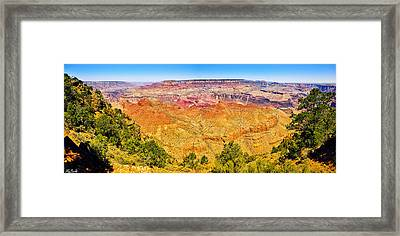 Mohave Point Limited Edition Panorama Framed Print by Greg Norrell