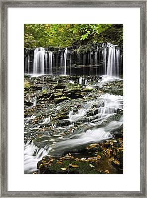 Mohawk Falls 2 Framed Print