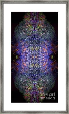 Moksha Framed Print by Tim Gainey
