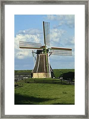 Molen Framed Print