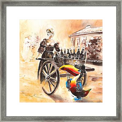 Molly Malone Framed Print