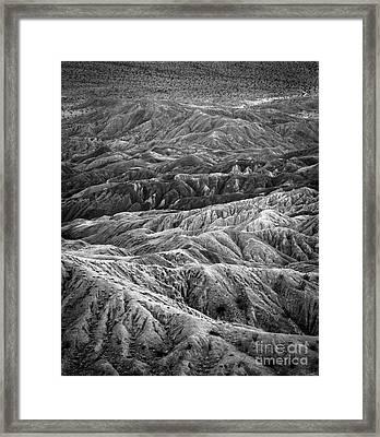 Molten Earth Framed Print by Alexander Kunz