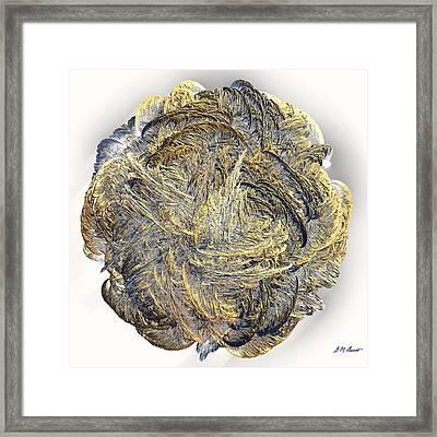 Molten Framed Print by Michael Durst