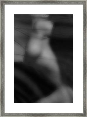 Moment Framed Print by Naman Imagery