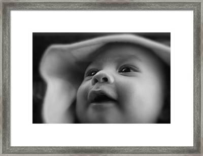 Momentous Framed Print