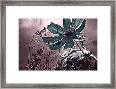 Moments Recaptured Framed Print by Bonnie Bruno
