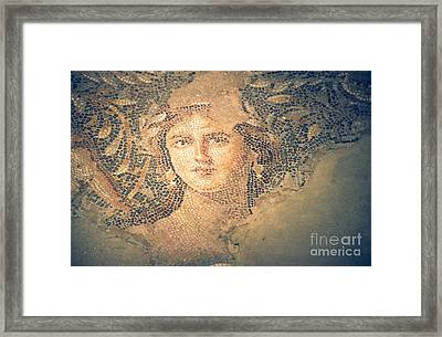Mona Lisa Of The Galilee Framed Print by Eyal Bartov