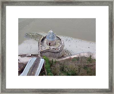 Monastery Fortifications  Framed Print by Mieczyslaw Rudek