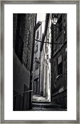 Monday Monday Framed Print