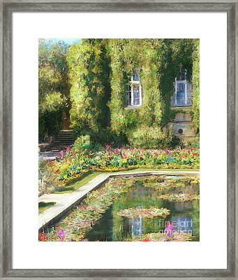 Monet Hommage 1 Framed Print by Danella Students