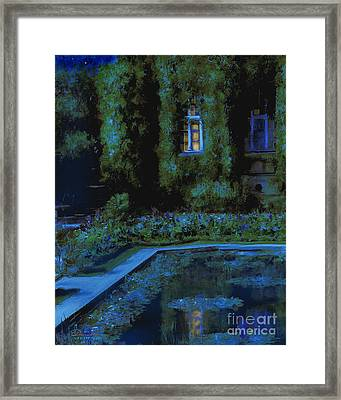 Monet Hommage 2 Framed Print by Danella Students