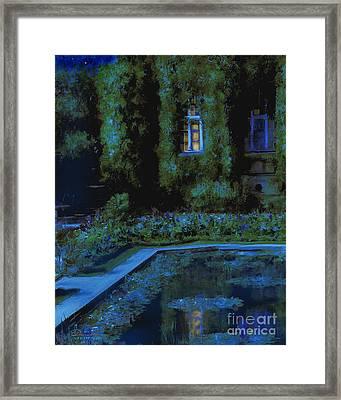 Monet Hommage 2 Framed Print