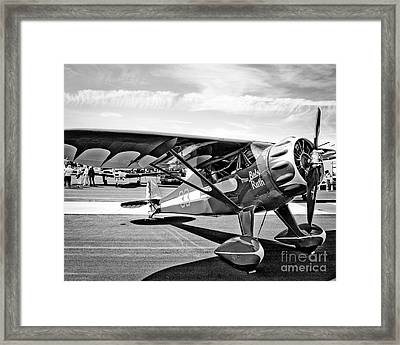 Mono-coupe 110 Special Framed Print