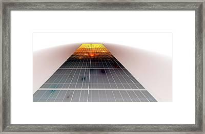 Monolith Framed Print by Richard Ortolano