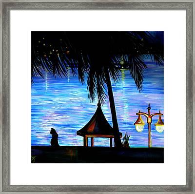 Montego Bay. Part Two  Framed Print