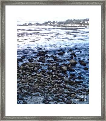 Monterey California - 09 Framed Print by Gregory Dyer