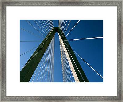 Framed Print featuring the photograph Monumental by Paul Foutz