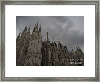 Monza Framed Print