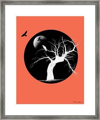 Mood Framed Print by Mark Ashkenazi