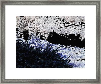 Mood River Framed Print by Lenore Senior