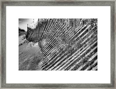 Moods Bw Framed Print by JC Findley