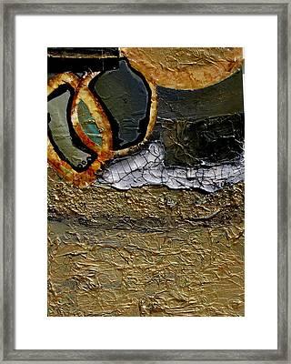 Moon Landing Framed Print