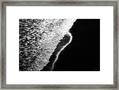 Moon Light  Rhapsody Framed Print by Bob Orsillo