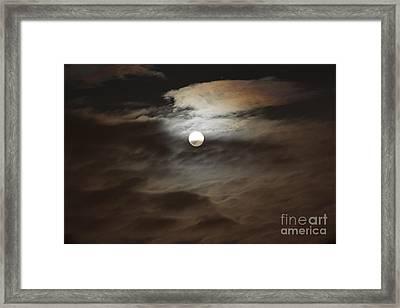 Moon Shine 2 Framed Print